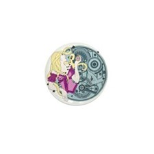 Rain of Memories Mini Button (10 pack)
