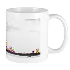 Colourful transformation Mug