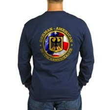 German-American Long Sleeve T-Shirt