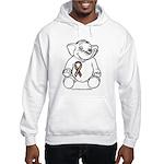 Autism Elephant Hooded Sweatshirt