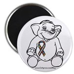 Autism Elephant Magnet