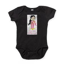 Little Miss Bollywood Baby Bodysuit