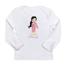 Little Miss Bollywood Long Sleeve Infant T-Shirt