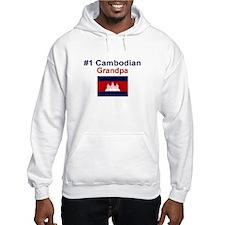#1 Cambodian Grandpa Hoodie