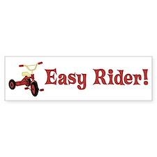 Easy Rider Bumper Bumper Sticker
