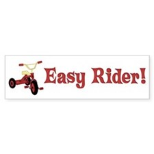 Easy Rider Bumper Bumper Stickers