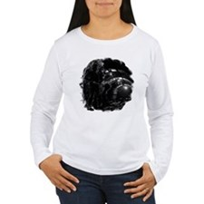 A Miners Wife Long Sleeve T-Shirt