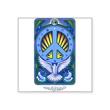 """Interfaith Peace and Unity"" Sticker"
