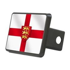 England 3 Lions Flag Hitch Cover