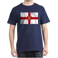England Three Lions Flag T-Shirt