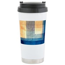 Klee - House on the Wat Travel Mug