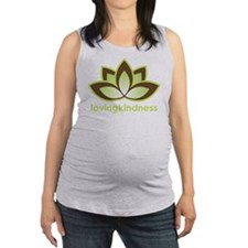 Loving Kindness Maternity Tank Top