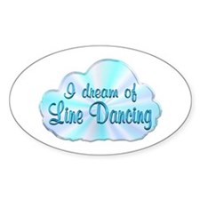 Line Dancing Dreamer Decal
