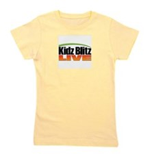Kidz Blitz Live Girl's Tee