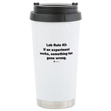 Cute Chemist Travel Mug