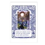 Summer Goddess Essence Postcards (Package Of 8)