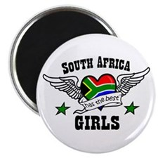 South African girls Magnet