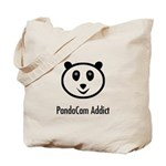 Panda Cam Tote Bag