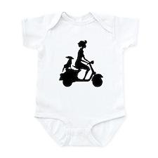 Shadow Infant Bodysuit