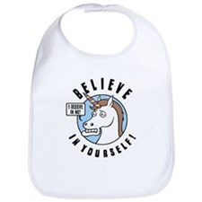 I Believe In Me Bib