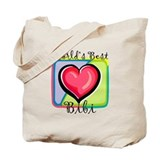 WB Grandma [Swahili] Tote Bag