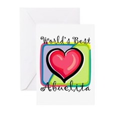 WB Grandma [Spanish] Greeting Cards (Pk of 10)