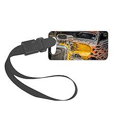 Flamed Beast Luggage Tag