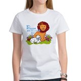 Lion & Lamb Peace On Earth Tee