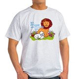 Lion & Lamb Peace On Earth T-Shirt