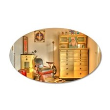 Vintage Dental Office Wall Decal