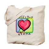 WB Grandma [Serbian] Tote Bag