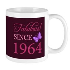 Fabulous Since 1964 Mug