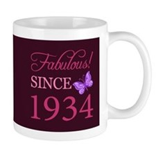 Fabulous Since 1934 Mug