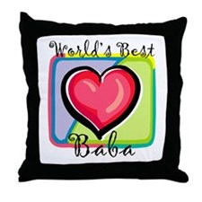 WB Grandma [Serbian] Throw Pillow