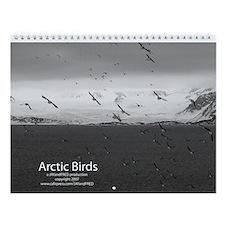 Arctic Birds Wall Calendar