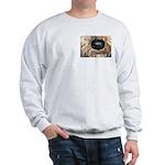 Airedale Terrier Dog Nosey Sweatshirt