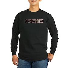 NCC1701D (Horizontal) Long Sleeve T-Shirt