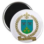 LAROCQUE Family Crest Magnet