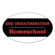 end indoctrination Decal