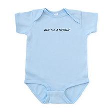 Funny Spoons Infant Bodysuit