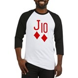 Jack Ten Poker Baseball Jersey