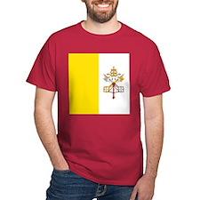 Vatican City Flag T-Shirt