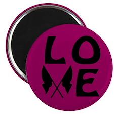 Color Guard LOVE Magnets