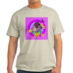 Mini Wirehaired Dachshund Light T-Shirt