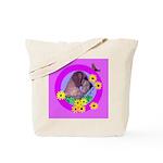 Mini Wirehaired Dachshund Tote Bag