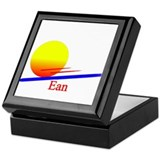 Ean Keepsake Box