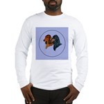 Dachshund Duo Long Sleeve T-Shirt