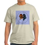 Dachshund Duo Light T-Shirt