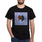 Dachshund Duo Dark T-Shirt