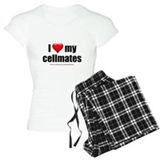 """Love My Cellmates"" Pajamas"